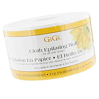 GiGi Cloth Epilating Roll for Hair Waxing/Hair Removal 50 yds