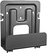 Mount Plus MP-APM-06-02 Streaming Media Player Wall Mounting Bracket for Most Small Devices Up to 2.2 lbs. - Apple TV, Roku, Fire TV, etc (Wide)