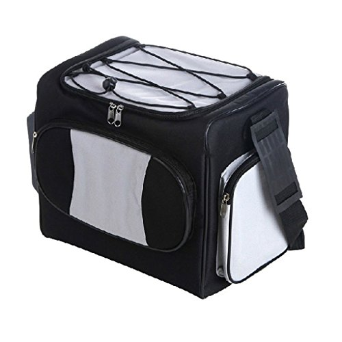 PIGE Software Auto Kühlschrank 12L Gurt Schultergurt Mini Mini Kühlschrank Travel Home Picknick Kühlschrank Isolierung Box