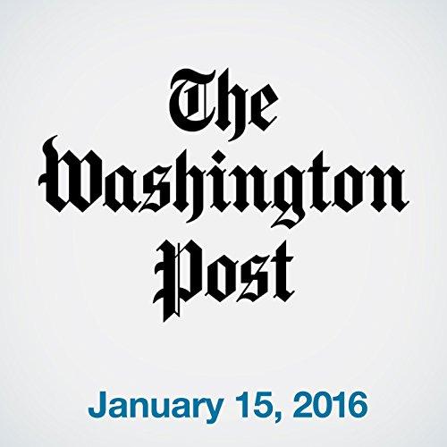 Top Stories Daily from The Washington Post, January 15, 2016 copertina