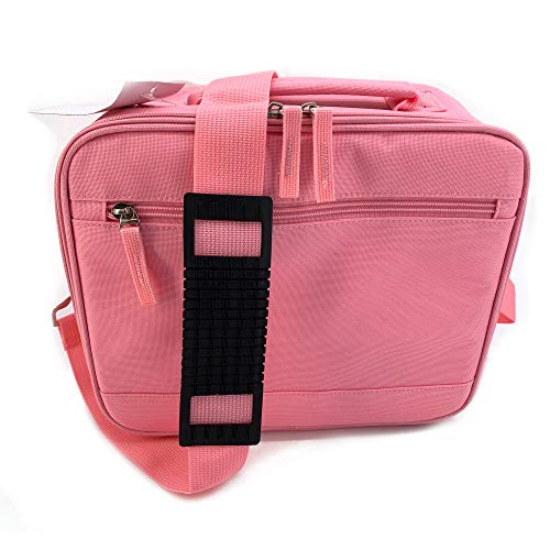 KT-CASE Portable Handbag for Canon SELPHY CP1300 /CP1200 Compact Photo Printer Bag Carrying Case Storage Cover (Pink (with Shoulder Strap))