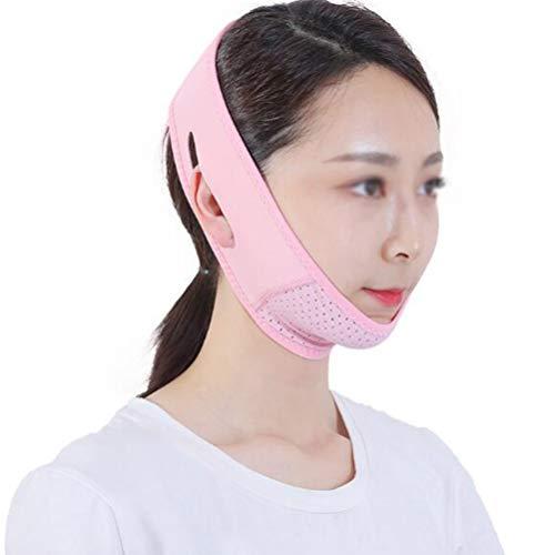 Healifty visage amincissant masque v ligne de visage ceinture menton joue slim lift up anti rides masque