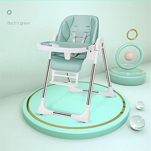 Sale!! Lumeng High Chair for Baby Infants Toddlers High Chair Adjustable Feeding Baby High Chairs So...