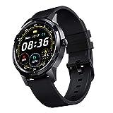 Smartwatch with Monitoreo de presión Arterial, Pulsómetro Impermeable IP68 Pulsera Actividad con Inteligente de Podómetro y Monitoreo del Sueño para Android y iOS