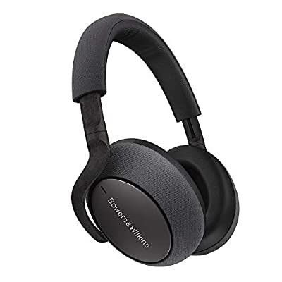 Bowers & Wilkins PX7 Wireless Over Ear Headphones with Active Noise Cancellation - Space Grey by Bowers Wilkins
