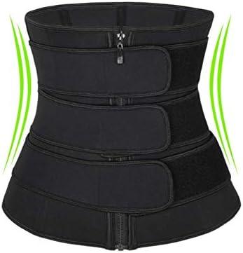 coastal rose Women Waist Trainer Belt Waist Trimmer Slimming Body Shaper Sports Girdles Workout product image