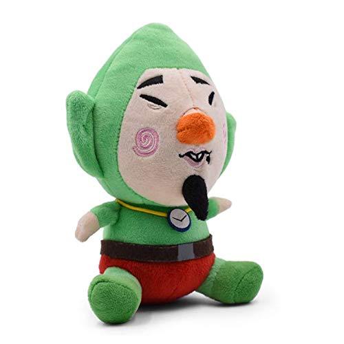 ggfhgh Plush Toys Anime The Legend Of Zelda Tingle Doll Soft Stuffed Baby For Children 16cm