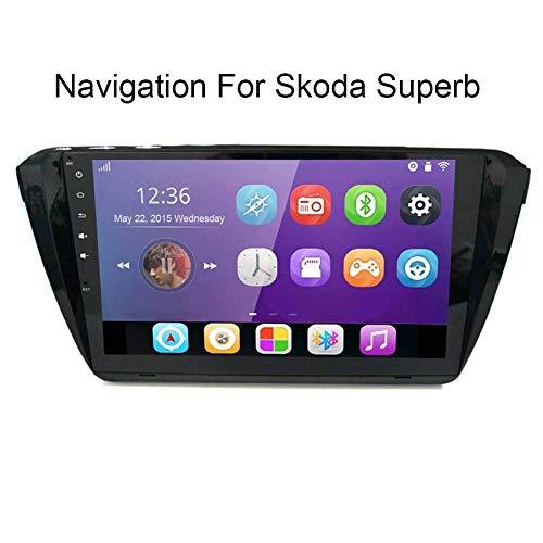 SAT NAV para Subaru Forester 2012-2018 Coche Sistema de navegación Estéreo GPS Satélite Navegador Player Tracker WiFi Touch Pantalla Espejo Enlace Bluetooth ( Color : 2016~2018 , Size : Wifi1G+16G )