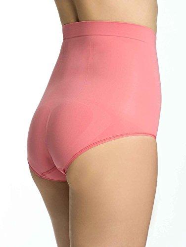 Triumph Damen Slip Second Skin Sens HighPan , Gr. 38/40 (M), Rosa (DESERT ROSE (ZR))