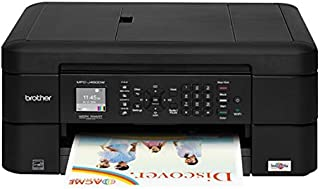 Brother MFC-J460DW, All-in-One Color Inkjet Printer, Compact & Easy to Connect, Wireless, Automatic Duplex Printing, Amazo...