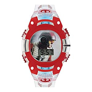 Star Wars Infantil Reloj Digital con Pantalla Digital de Esfera ...