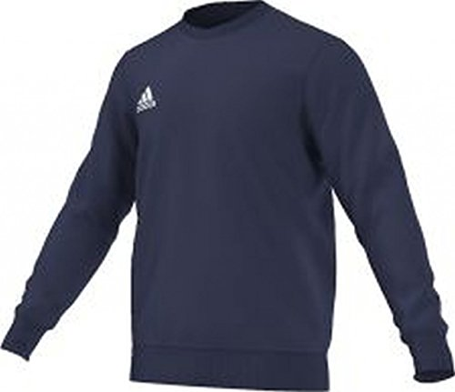 adidas Sweatshirt Core 15 Sudadera, Hombre, Azul Marino/Blanco, S