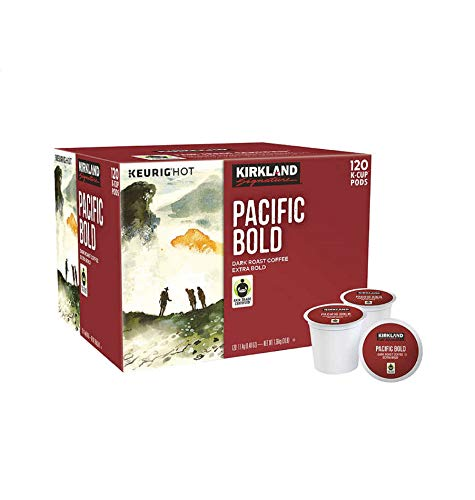 Kirkland Pacific Bold K-Cups (120 Count)