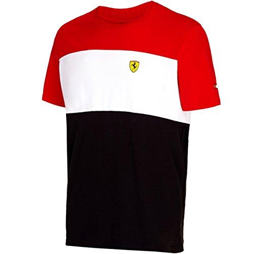 Maglietta Ferrari Red Race (grande)