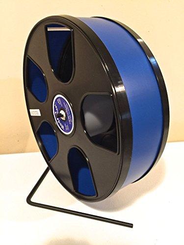 "Wodent Wheel 11"" Diameter Dark Blue with Black(12.3"" Total Height)"