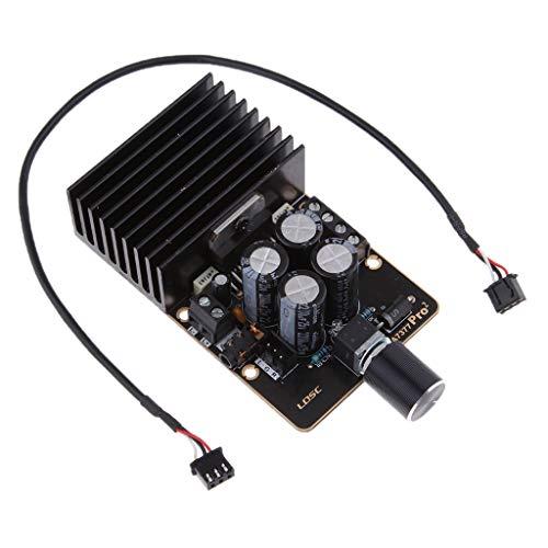 B Blesiya 12V TDA7377 2 * 30W Scheda Amplificatore Digitale Classe AB per Autoradio a Doppio Canale