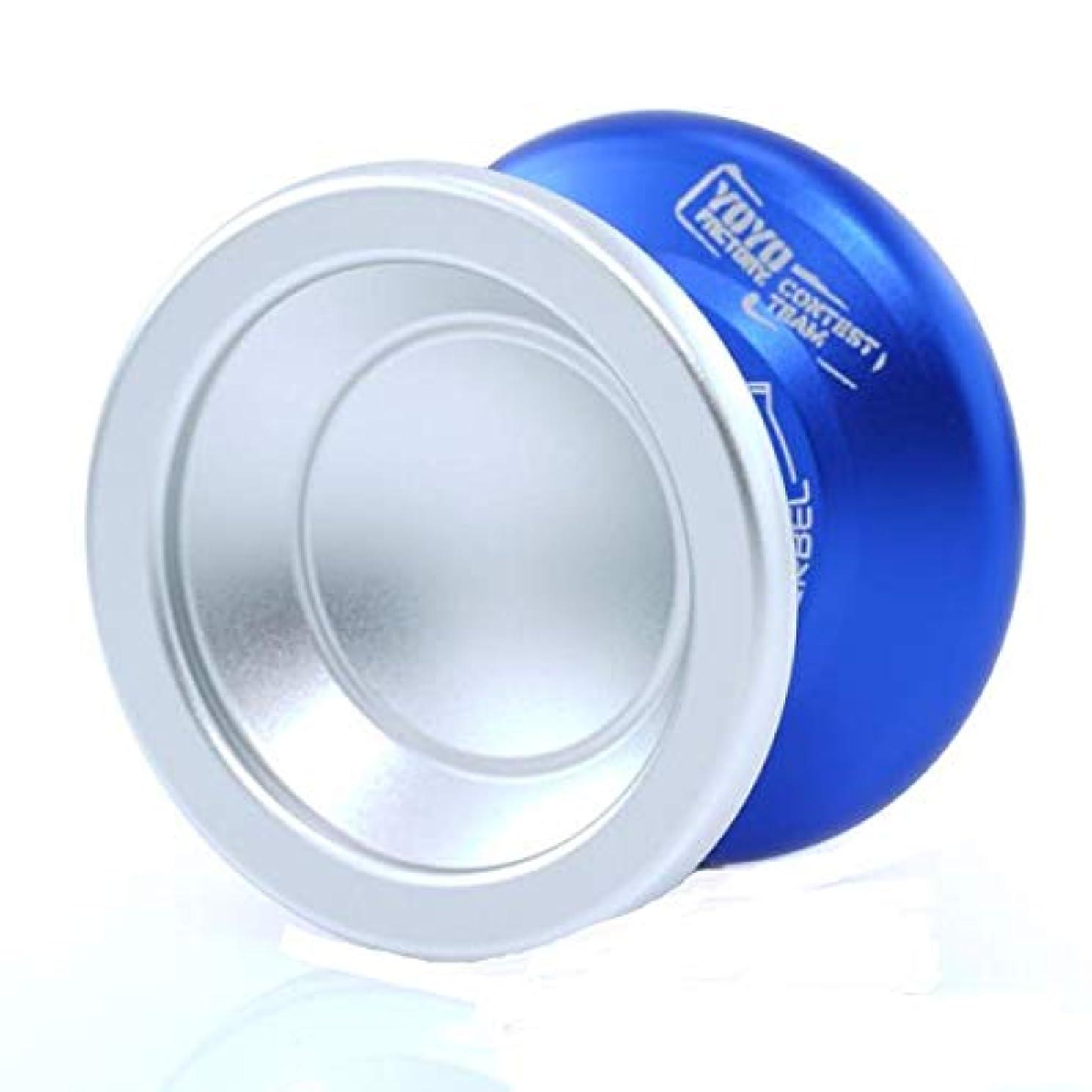 YoYoFactory Horizon Yoyo Style Team EDT Colors Blue Silver