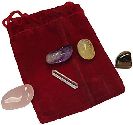 National uniform free shipping Karma Care LLC Stones for Happiness - Qua Max 48% OFF Rose Energy Positive