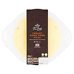 Morrisons The Best Creamy Maris Piper Mash, 450 g