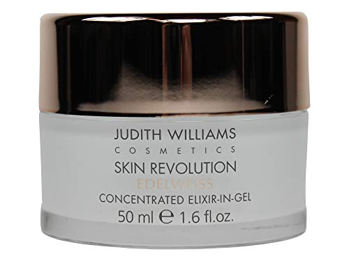 Judith Williams Skin Revolution Edelweiss Concentrated Elixir in Gel 50 ml - revitalisierendes Gesichtsgel