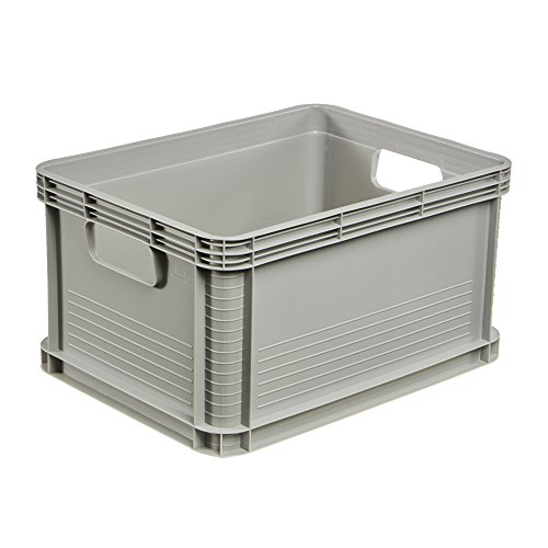 keeeper Box, Light Grey, 1 x 20 l