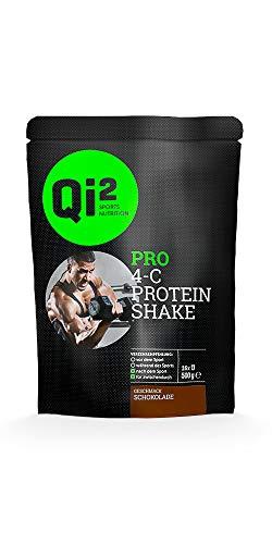Qi² PRO 4-C Protein-Shake Schokolade