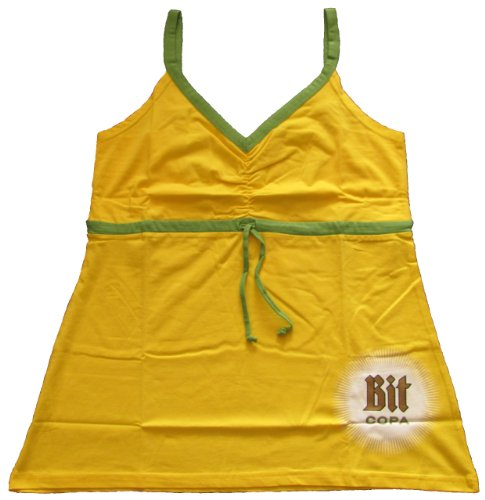 Preisvergleich Produktbild Bitburger Copa - Rio Top gelb - Damen (Größe S)