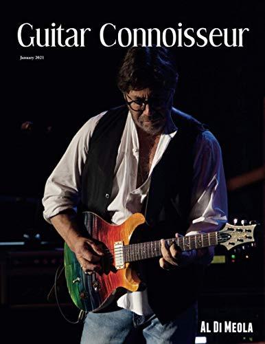 Guitar Connoisseur - Al Di Meola - January 202