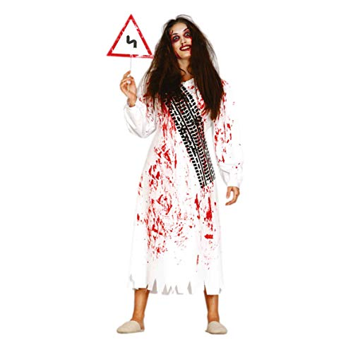 Geister Zombie Kostüm Gr. M/L, Größe:M