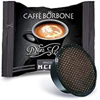 Caffè Borbone Don Carlo Miscela Nera - Confezione da 100 pezzi Capsule – Compatibile Lavazza A Modo Mio®