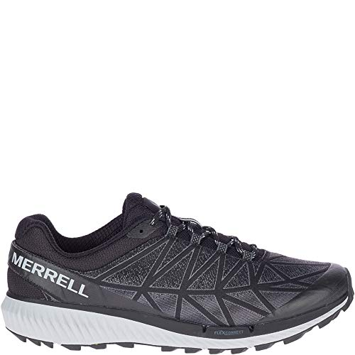 Merrell mens Agility Synthesis 2 Sneaker, Black, 9.5 US