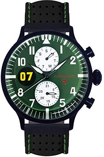 Reloj de Hombre Piloto Racing y Carreras de Coches Type 1 Brooklands