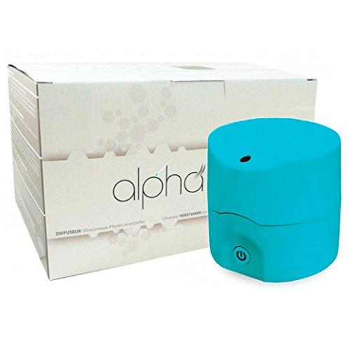 Difusor Aceites Esenciales Alpha Color Turquesa