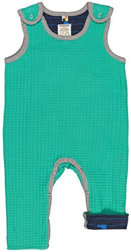 loud + proud Baby-Unisex Wendestrampler Strick Aus Bio Baumwolle, GOTS Zertifiziert Strampler, Grün (Jade Jad), 92 (Herstellergröße: 86/92)