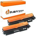 2 Bubprint XXL Cartuccia Toner compatibile per HP CF217X CF217A CF 217 X 17A 17X per LaserJet Pro M102 M102A M102W M130 M130A M130NW M130FW M130FN Nero 6,000 Pagine