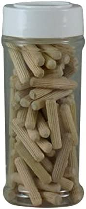 Dowel Pins 1-1 4 x 1 Inch by of Bottle 75 Beauty products Pins. Super popular specialty store Fluted