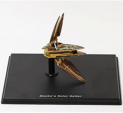 DeAgostini SW71 Star Wars Starships & Vehicles Collection - Dooku's Solar Sailor by DeAgostini