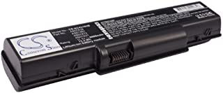 Replacement Battery for EMACHINES AS09A61 AS07A31 AS07A41 AS07A71 D525 D725 AS07A32 AS07A42 AS07A51 AS07A52 AS07A72 BT.00603.036 BT.00604.022 BT.00605.018