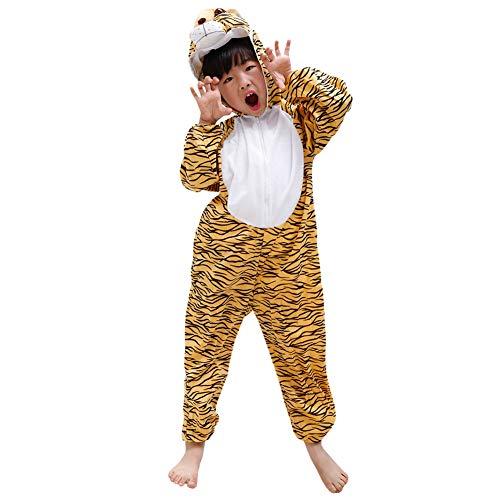 LSERVER Enfant Fille Garçon Cosplay Animal Costume Combinaison de Fête Enfants Grenouillères...