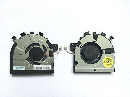 Tarjeta gráfica CPU ventilador para Toshiba Satellite versión{2}, M40-101, M40-102, M40-103, M40-107, M40-110, M40-114, M40-124, M40-129, M40-136, M40-145, M40-149, M40-150,