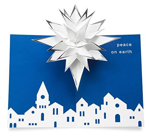 MoMA Pop Up Kerstmis, kaarten voor Kerstmis, 8-delige kaartendoos