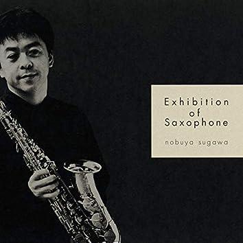 Exhibition Of Saxophone