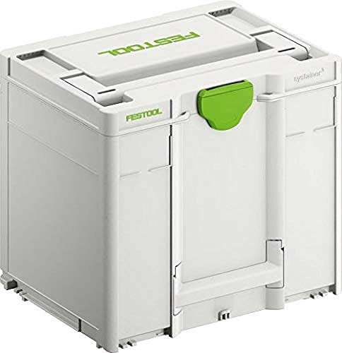 Festool Systainer T-LOC SYS-3 M 337 396 x 296 x 337 mm, farbe, size