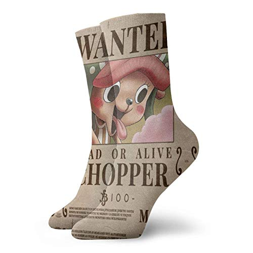 calcetín Tony Tony Chopper Bounty Impresión digital Dibujos animados Animación Calcetín creativo