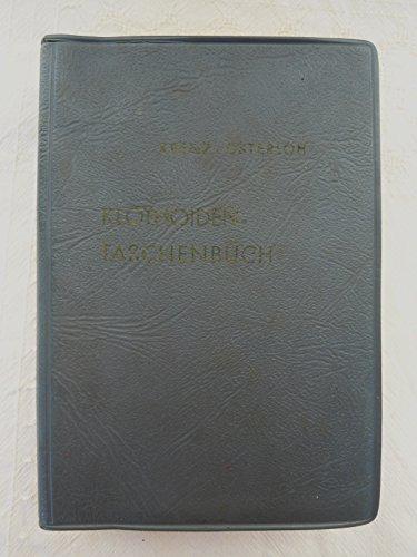 Klothoiden-Taschenbuch für Entwurf und Absteckung