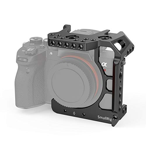 SMALLRIG Demi-Cage pour Sony A7 III A7R III A7R IV - 2629