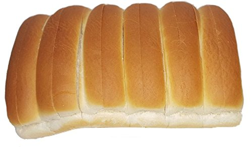 New England Split-top Frankfurter Hot Dog Bun or...