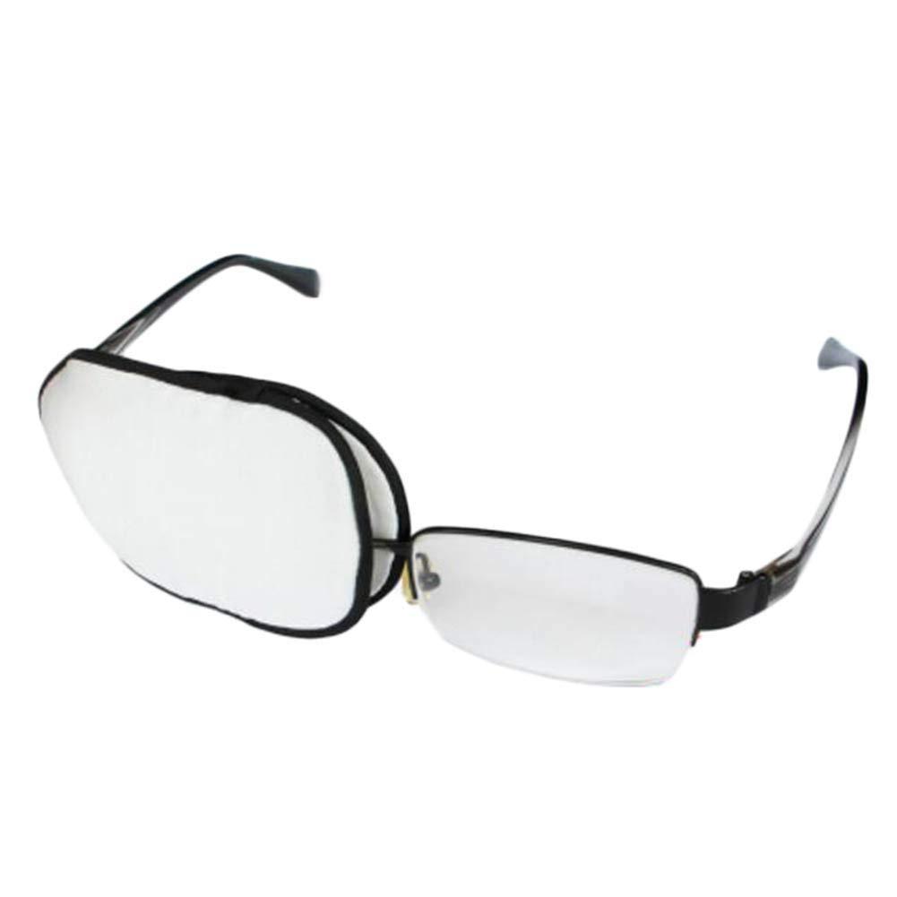 gift Child Silk Glasses Eye Mask Patche Lazy Classic Strabismus Amblyopia
