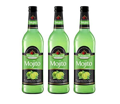 Nordbrand – Mojito Cocktail (3 x0.7 l)