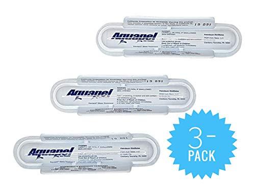 Three (3) Aquapel Glass Treatment Applicators